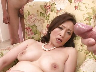 asian bitch blowjob brunette
