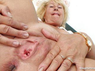 big blonde boobs butt