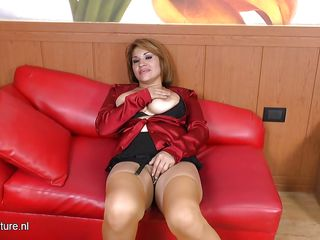 andrea ass big cougar