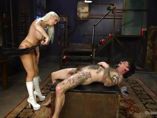 bdsm bitches blonde bondage