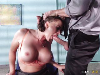 big brazzers busty deepthroat