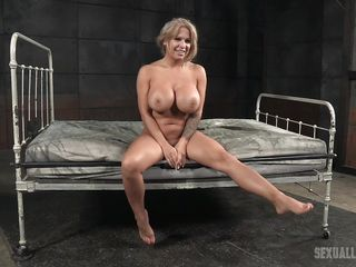 alyssa bdsm big black