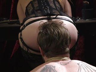 anal behind bella big