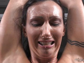 bdsm bondage brunette clamps