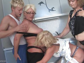 balls blond blonde blowjob